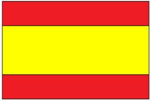 disegno-di-bandiera-spagna-nazioni-stati-colorato