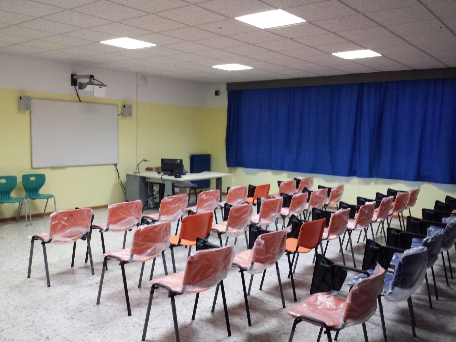 spazio video conferenze